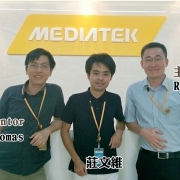 Wen-Wei Chuang at MediaTek